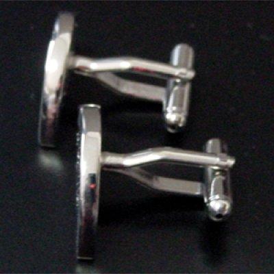 画像2: 分度器カフスボタン(カフリンクス)