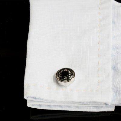 画像3: 温度計カフスボタン(カフリンクス)