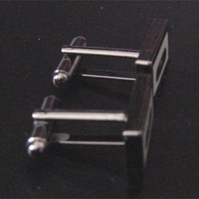 画像2: カセットテープカフスボタン(カフリンクス)