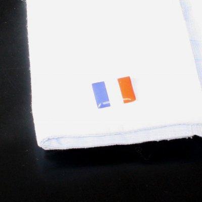 画像3: フランス国旗カフスボタン(カフリンクス)
