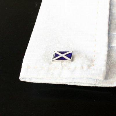 画像3: スコットランド 聖アンドリュースカフスボタン(カフリンクス)