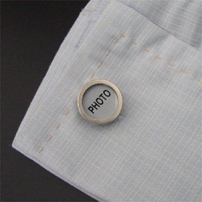 画像3: 写真入れ・カフスボタン(カフリンクス)