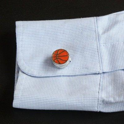 画像3: バスケットボールボタンカバー