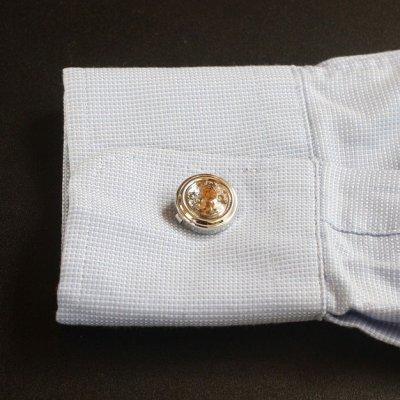 画像3: ローズパティナクリスタルスワロフスキーボタンカバー