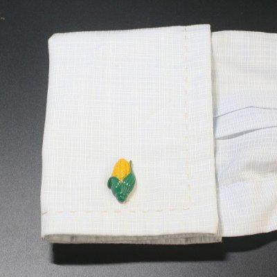 画像3: トウモロコシカフスボタン