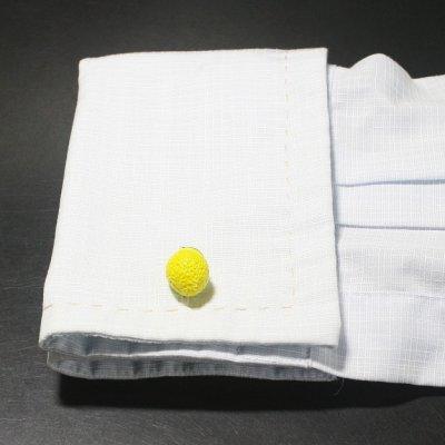 画像3: レモンカフスボタン