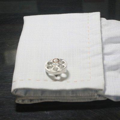 画像3: ガンシリンダーカフスボタン