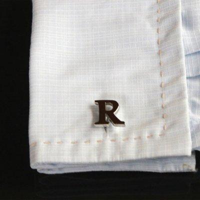 画像3: Rカフスボタン・カフリンクス(バラ売り)